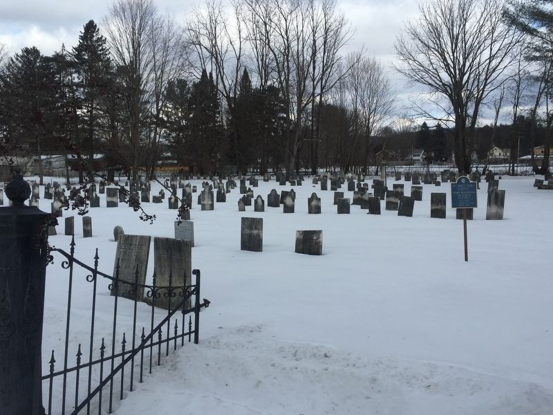 Old White Church Cemetery image. Click for full size.