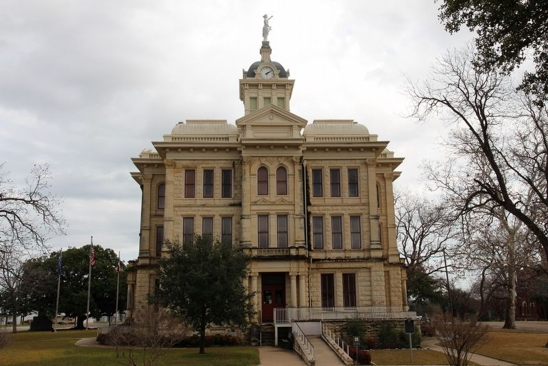 Milam County Courthouse image. Click for full size.