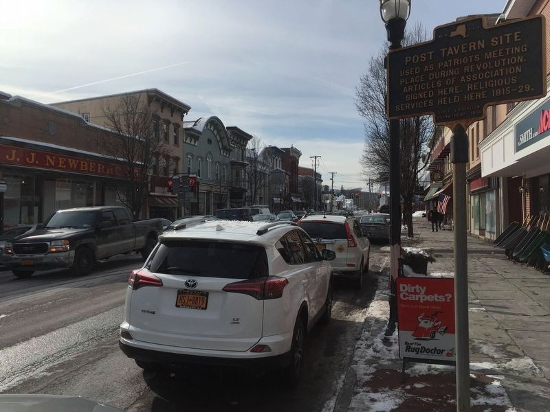 Downtown Saugerties image. Click for full size.