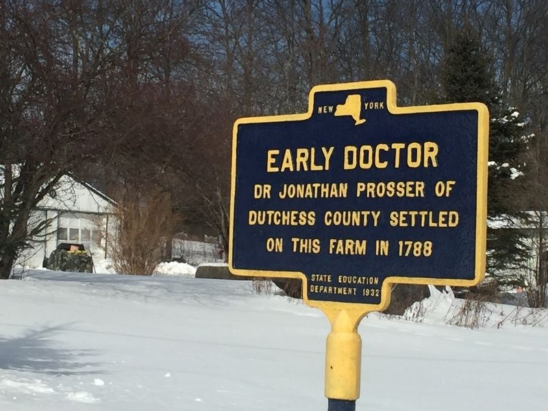 Early Doctor Marker image. Click for full size.