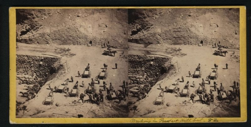 The Chinese working on the Prospect Hill Cut image. Click for full size.