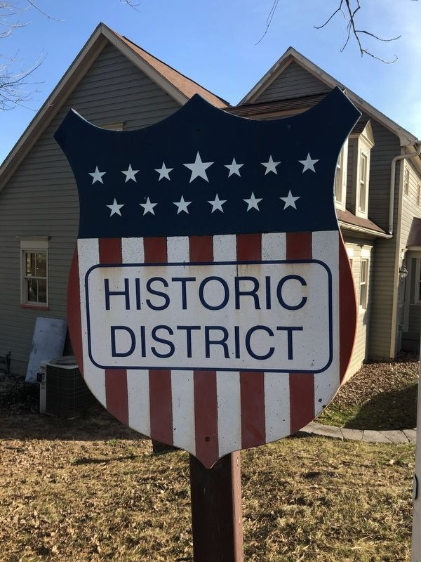Historic District sign image. Click for full size.