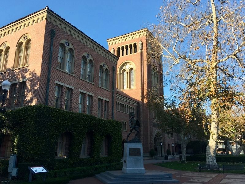 Bovard Administration Building image. Click for full size.