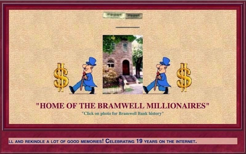 Historic Bramwell image. Click for full size.
