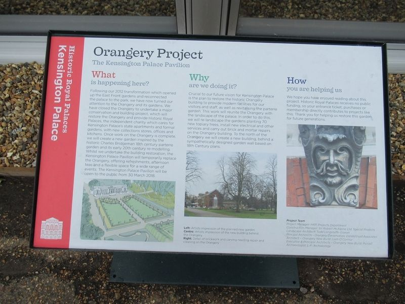 Orangery Project Marker image. Click for full size.