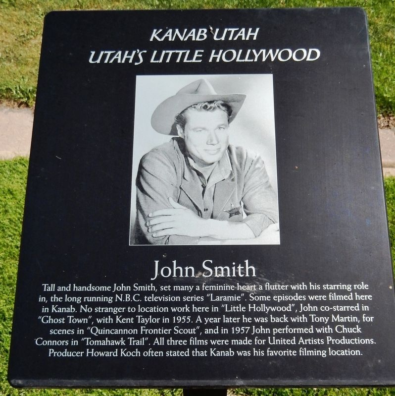 John Smith Marker image. Click for full size.