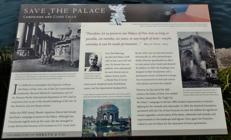 Save the Palace Marker image. Click for full size.