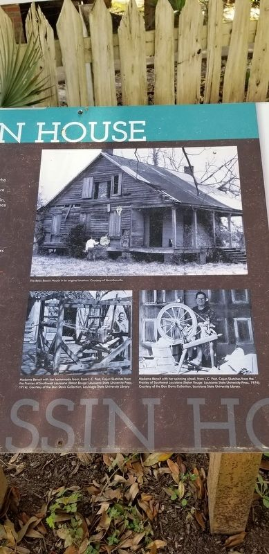 Beau Bassin House Marker image. Click for full size.