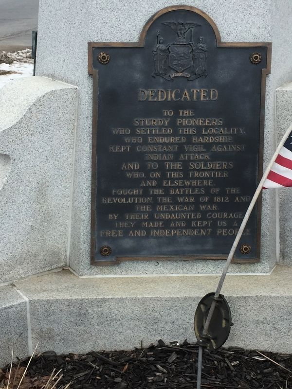 In Honor/Dedicated/Gratitude Marker image. Click for full size.
