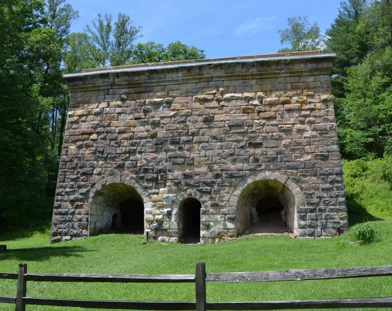 Fitchburg Furnace image. Click for full size.