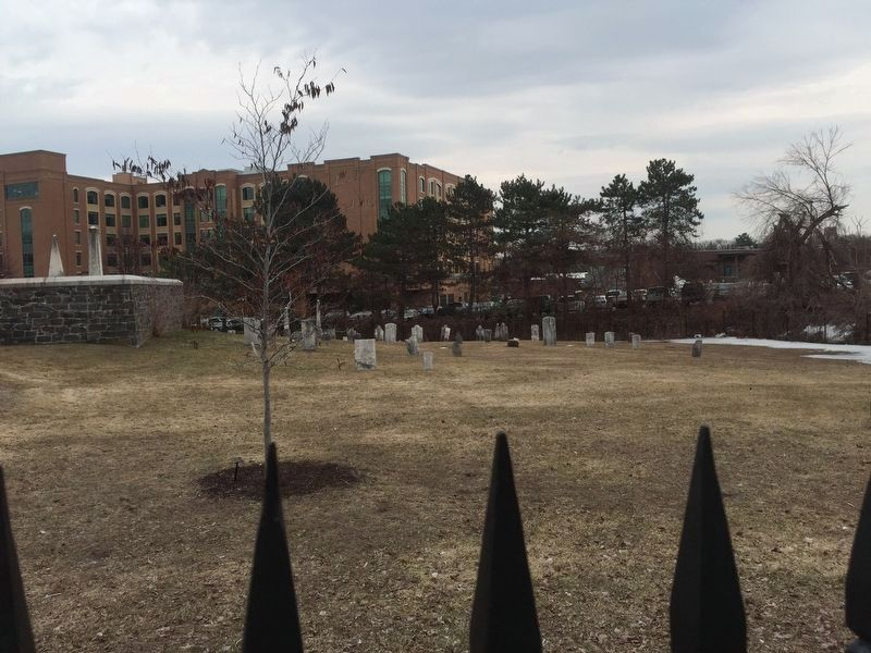 Gideon Putnam Burying Grounds image. Click for full size.
