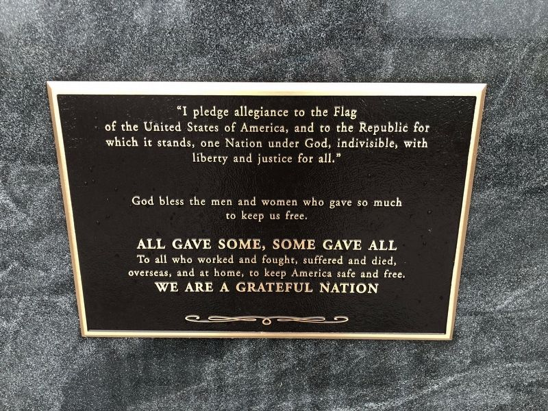 WWII Marker image. Click for full size.