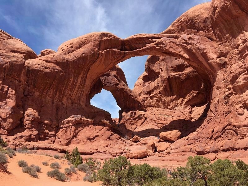 Double Arch image. Click for full size.