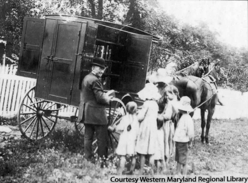 Book Wagon image. Click for full size.