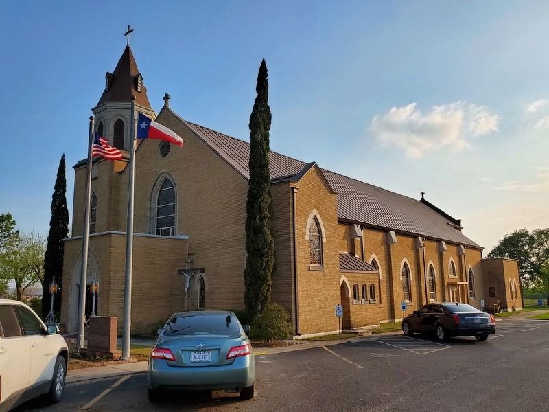 St. Ann's Catholic Church image. Click for full size.