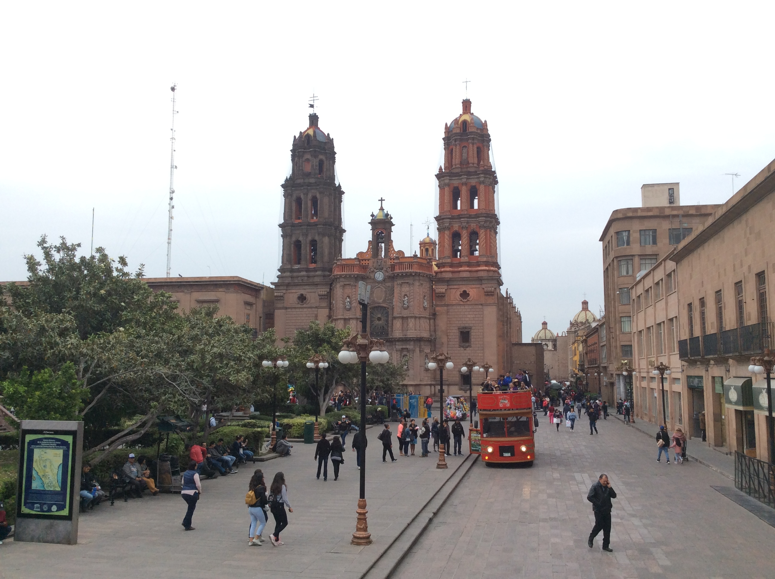 The San Luis Potosí Cathedral