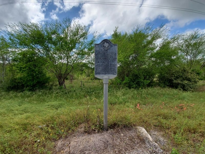 Site of Battle of El Perdido Marker image. Click for full size.