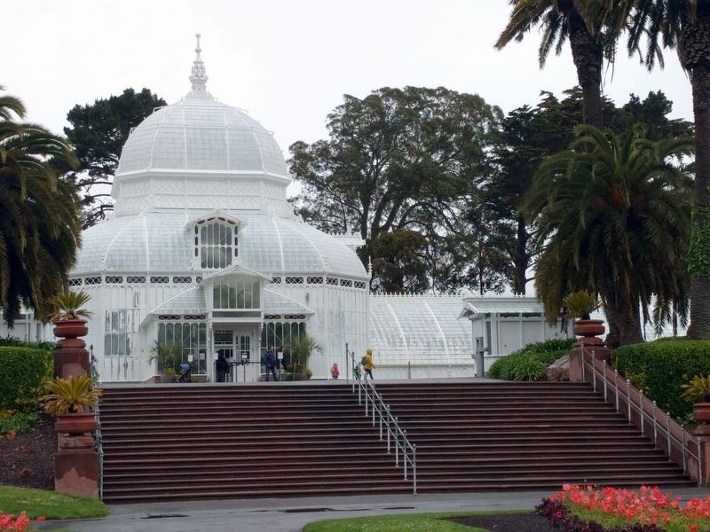The Conservatory Marker image. Click for full size.