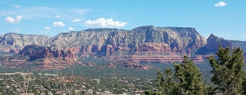 Sedona Red Rocks image. Click for full size.