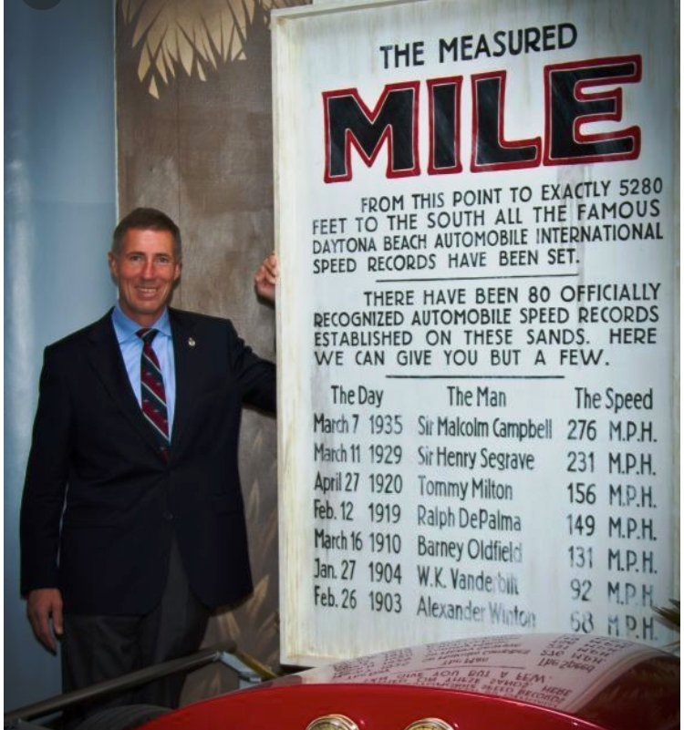 The Measured Mile