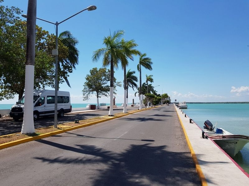 The Pier of Chetumal image. Click for full size.