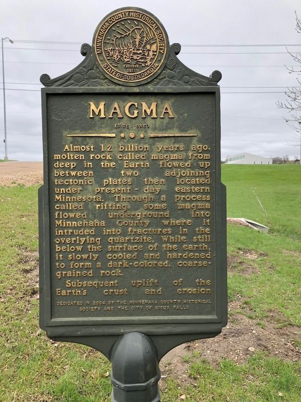 Magma Marker image. Click for full size.