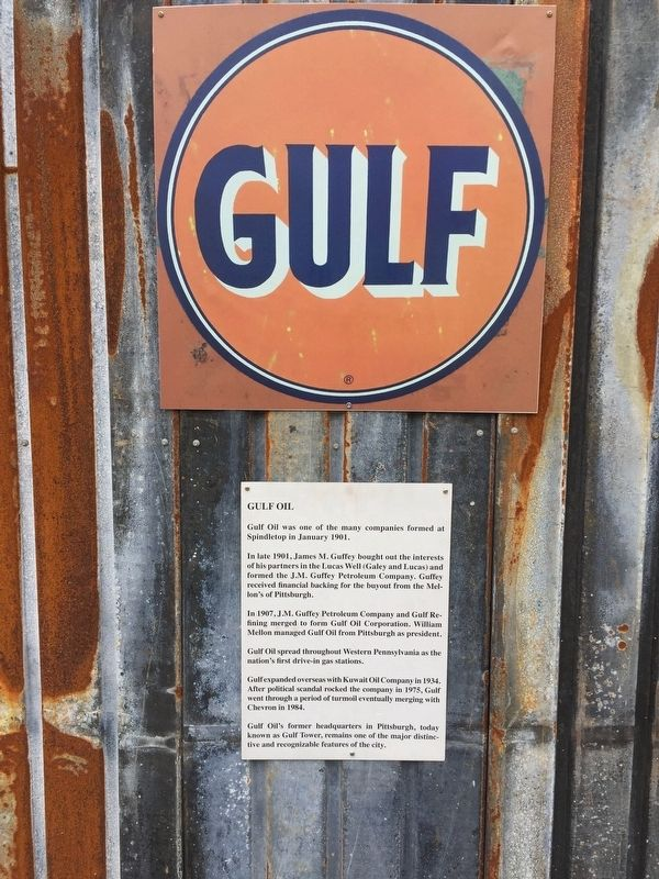 Gulf Marker image. Click for full size.