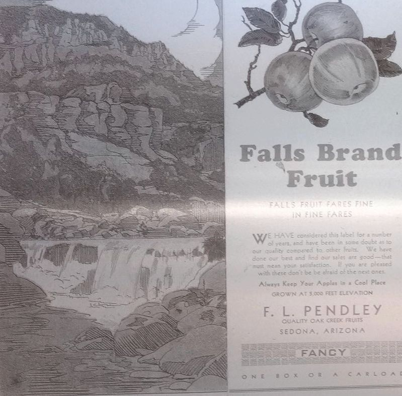 Pendley Label image. Click for full size.