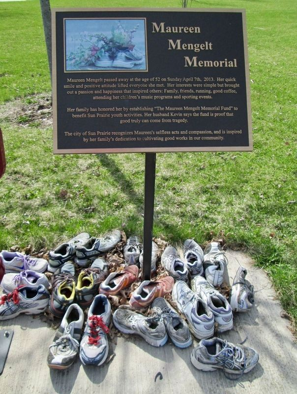 Maureen Mengelt Memorial image. Click for full size.