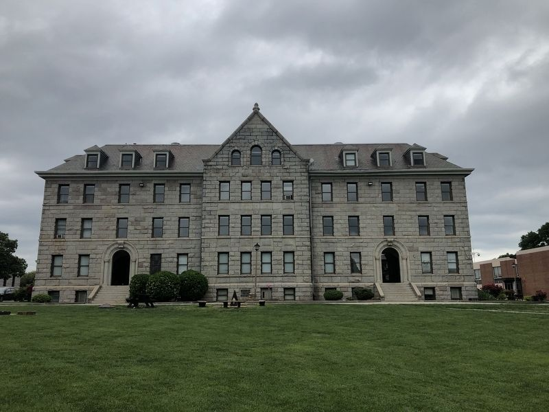 Huntley Hall image. Click for full size.