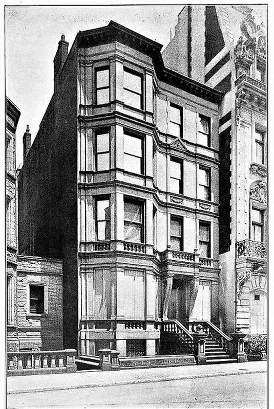 3 East 66th Street, then. image. Click for full size.