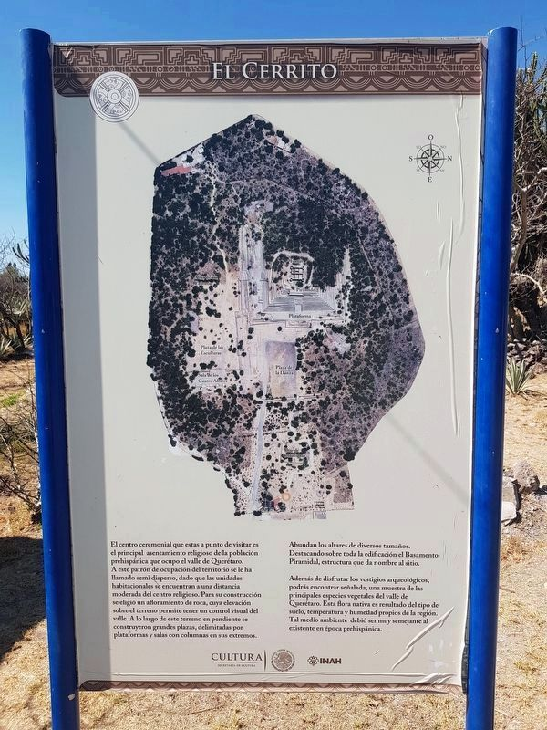 An additional nearby El Cerrito Marker image. Click for full size.