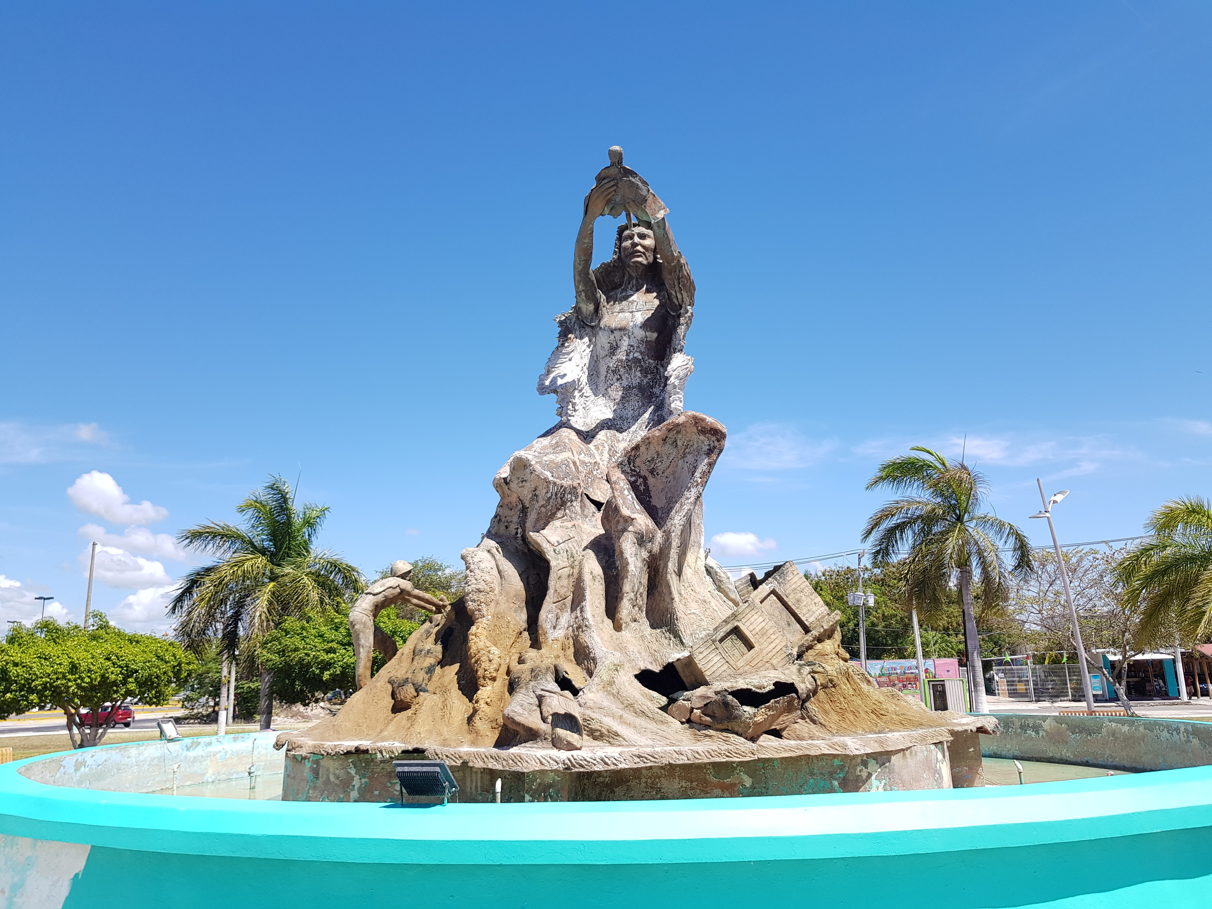 Monumento al Renacimiento (Monument to the Rebirth of the City)