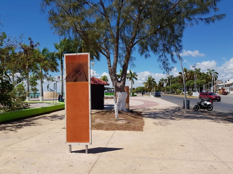 Chetumal Marker image. Click for full size.
