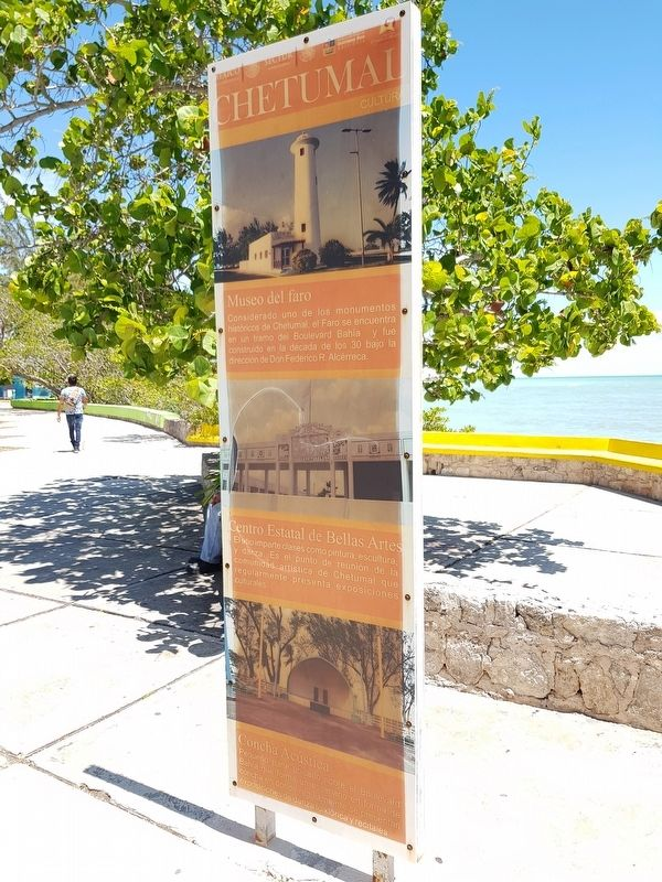 Chetumal Culture Marker image. Click for full size.