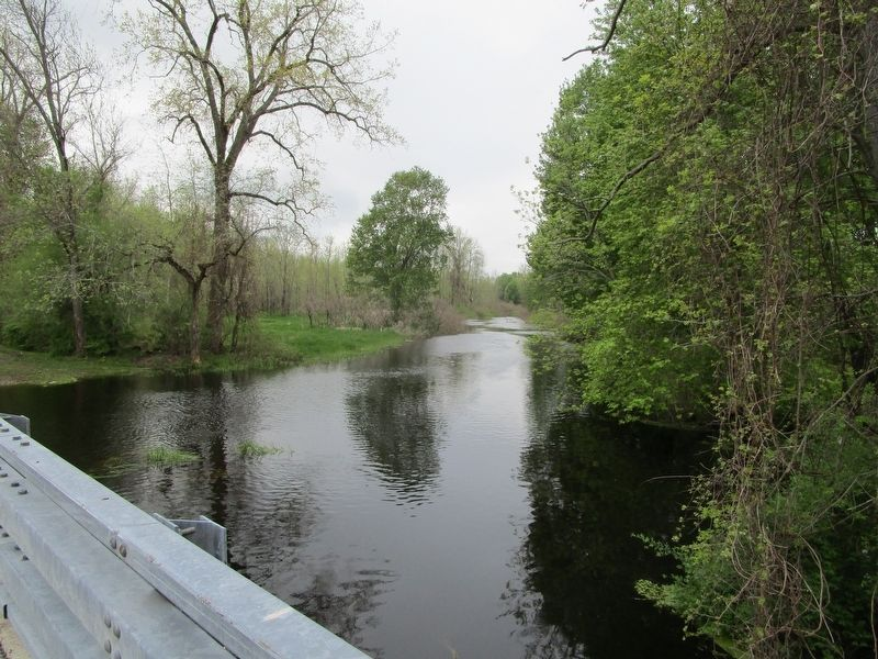 Oak Orchard Creek image. Click for full size.