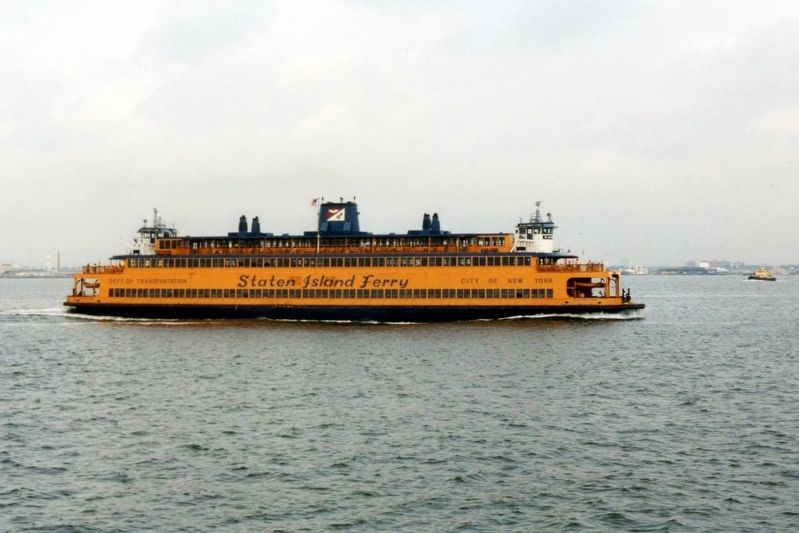 """Ferries"" image. Click for full size."
