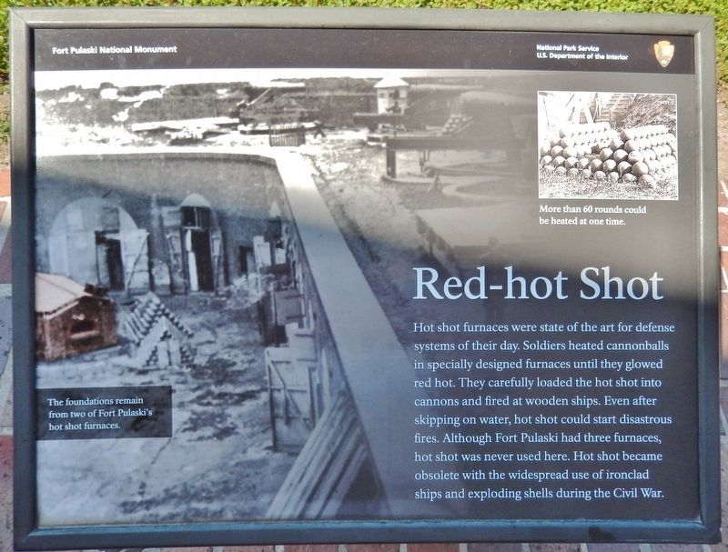 Red-hot Shot Marker image. Click for full size.
