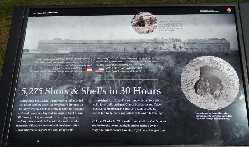 5,275 Shots & Shells in 30 Hours Marker image. Click for full size.
