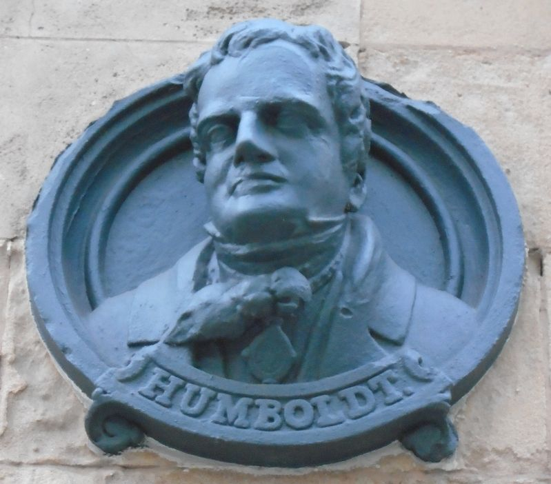 Howard Street - Humboldt Bust image. Click for full size.