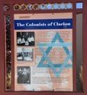 The Colonists of Clarion Marker image. Click for full size.