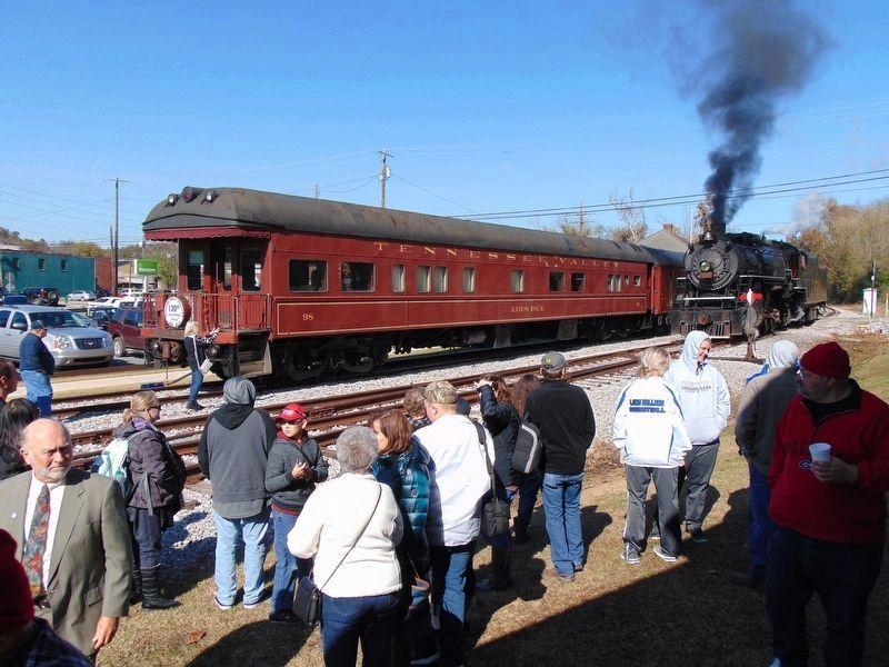 Boyles Yard Turntable Named Summerville Railroad Turntable