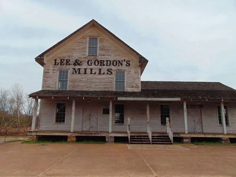 Lee and Gordon's Mill image. Click for full size.