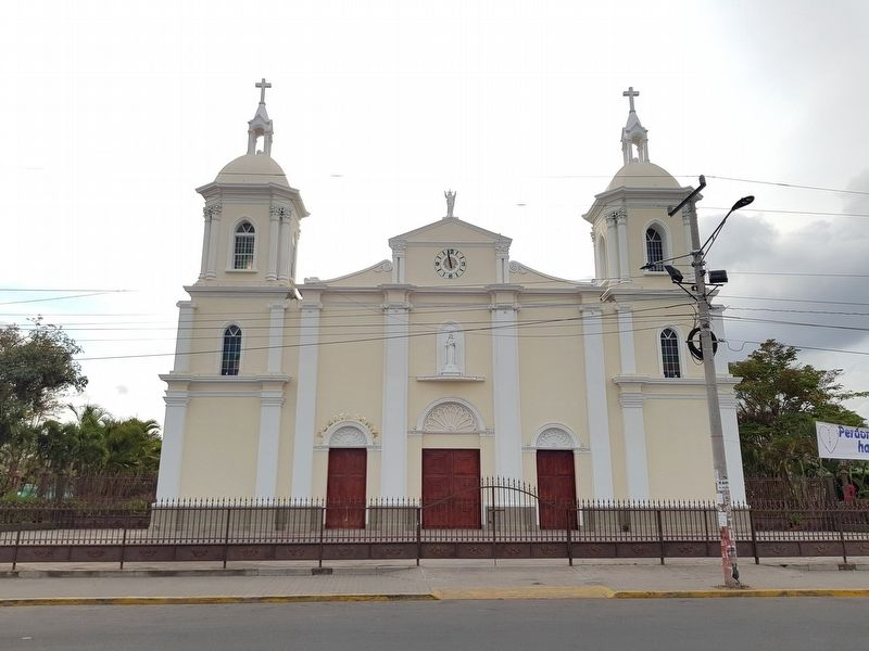 The Cathedral of Estelí image. Click for full size.