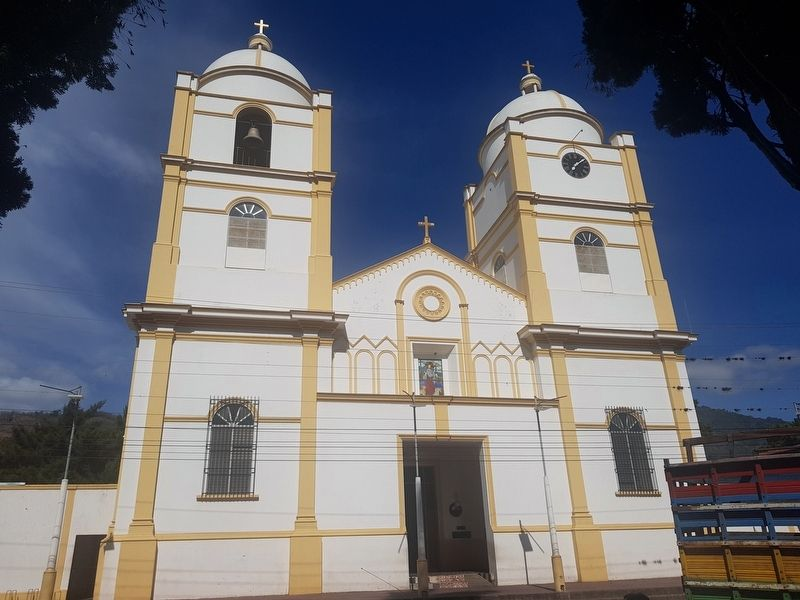 The Cathedral of Jinotega Marker image. Click for full size.
