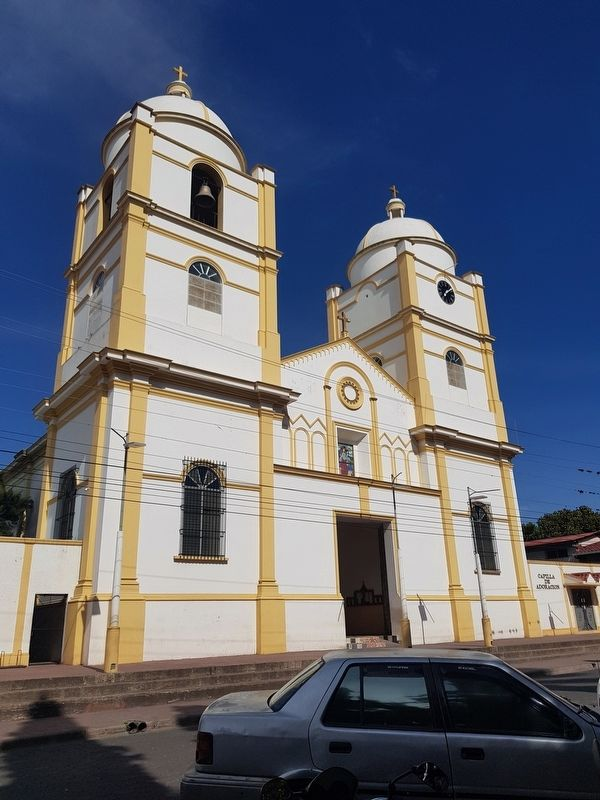 The Cathedral of Jinotega image. Click for full size.