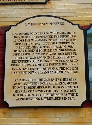A Wisconsin Pioneer (left panel) image. Click for full size.