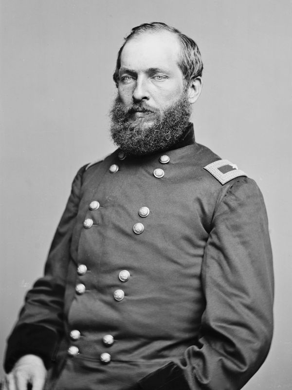 Brig. Gen. James A. Garfield image. Click for full size.