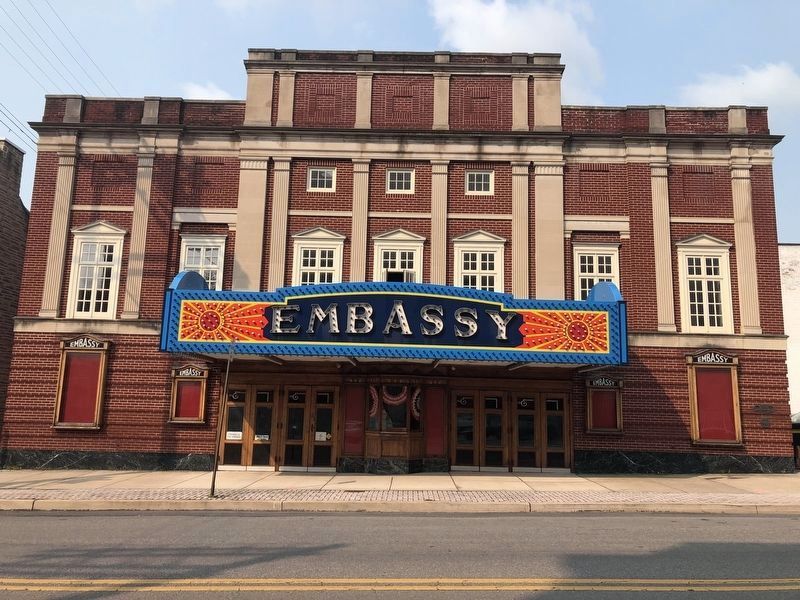 The Embassy Theatre image. Click for full size.