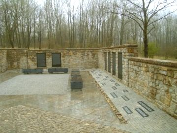 Little Camp (Buchenwald Concentration Camp) Marker image. Click for full size.